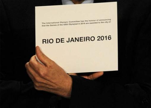 Parabens Rio, Parabens BRASIL!!