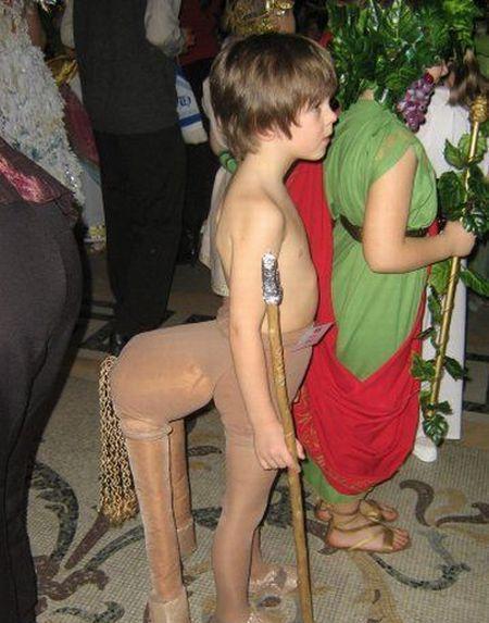 Se seu filho pedir uma fantásia de Centauro, as possibilidades dele ser gay no futuro são grandes.